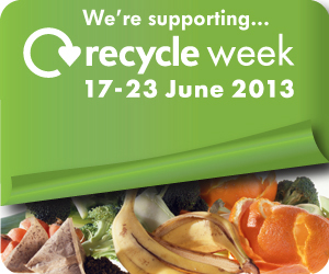 RECYCLE WEEK 2013
