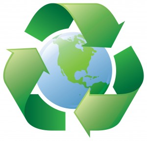 Recycling Earth Logo